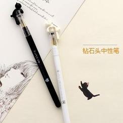 VANDO - 小貓中性筆 (2支裝)