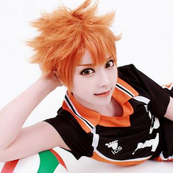 HSIU - Haikyu!! Hinata Syouyou Cosplay Wig