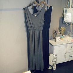 Glovon - Long Tank Dress