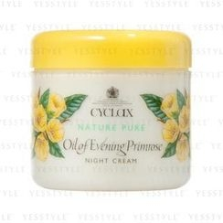 CYCLAX - Nature Pure Oil of Evening Primrose Night Cream