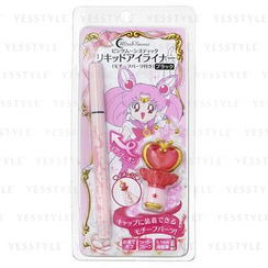 Creer Beaute - Sailor Moon Miracle Romance Liquid Eyeliner (Pink Moon Stick) (Black) (Limited Edition)