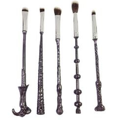 Beautrend - Magic Wand Make-Up Brush Set (5pcs)