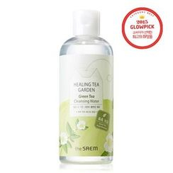 The Saem - Healing Tea Garden Green Tea Cleansing Water 300ml