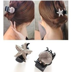 Koi Kawaii - Shell / Starfish Hair Claw
