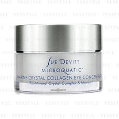 Sue Devitt - Microquatic Marine Crystal Collagen Eye Concentrate