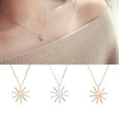 Clair Fashion - Sun Drop Necklace