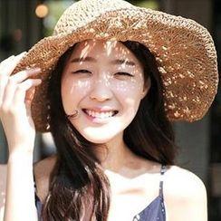 Clair Fashion - Straw Hat
