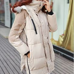 Emeline - Hooded Down Jacket