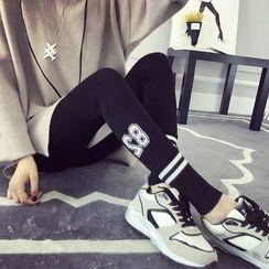 efolin - Numbering Leggings
