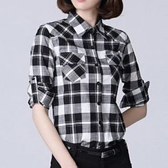Caroe - Plaid Shirt