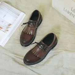 Chryse - 流蘇牛津鞋