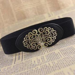 Charm n Style - Filigree Elastic Belt