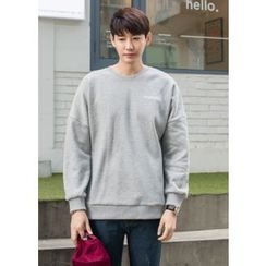 GERIO - Brushed Fleece Lined Sweatshirt