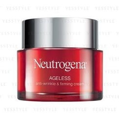 Neutrogena - Ageless Anti-Wrinkle & Firming Cream