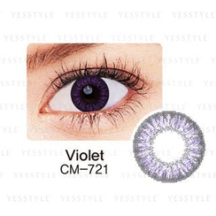 GEO - Magic Color Lens CM-721 (2tone Purple) [P-0.00 ONLY]