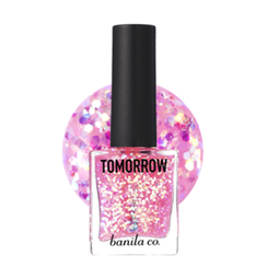 banila co. - Tomorrow Nail Glitter Pink 01