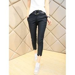 Angel Shine - Capri Skinny Pants
