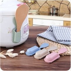 VANDO - Rice Spoon Holder