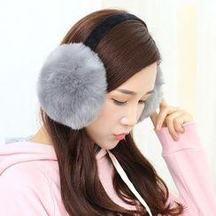 Azalea - Furry Earmuffs