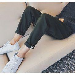 優凡士品 - 低胯長褲