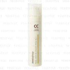 Innisfree - Real Skin CC Cream SPF 30 PA++