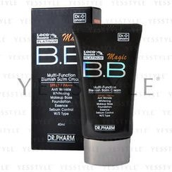 Dr.+pharm - LOCO Beaute Platinum Magic BB Cream SPF 43 PA+++ (#01 Natural)