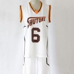 Comic Closet - Kuroko's Basketball Midorima Shintarou Cosplay Costume