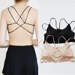 Tansy - Strappy Bra Top