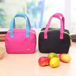 Lover's Kiss - Colour Block Lunch Bag