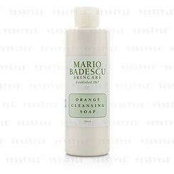 Mario Badescu - Orange Cleansing Soap (For All Skin Types)