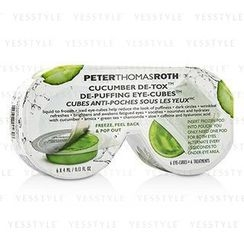 Peter Thomas Roth - Cucumber De-Tox De-Puffing Eye-Cubes
