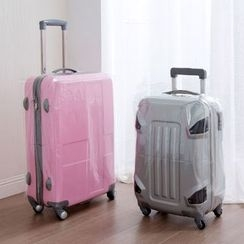 Home Simply - Transparent Luggage Cover