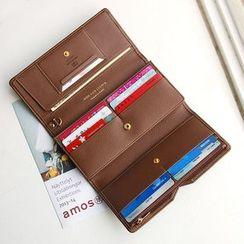 BABOSARANG - Card-Pocket Long Wallet - Folder