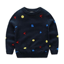 WellKids - Kids Patterned Sweater