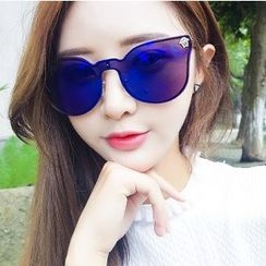 UnaHome Glasses - 超大框太阳眼镜
