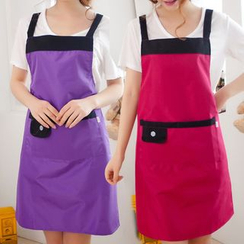 Showroom - Two-Tone Apron