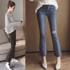 Munai - Boot-Cut Jeans