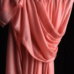 羚羊早安 - 混羊毛圍巾