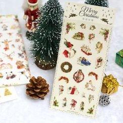 Homey House - Christmas Stickers