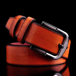 LONGMA - Faux Leather Belt