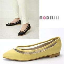 MODELSIS - Clear-Trim Flats