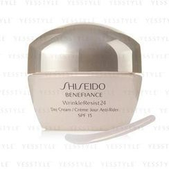 Shiseido - Benefiance WrinkleResist24 Day Cream SPF 15