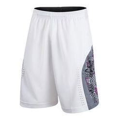 ORCA - Print Basketball Shorts