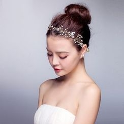 Suaylla - Bridal Rhinestone Hair Band