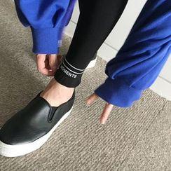 DISCOSALON - Lettering Leggings