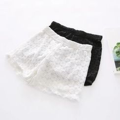 Bonbon - Lace Under Shorts