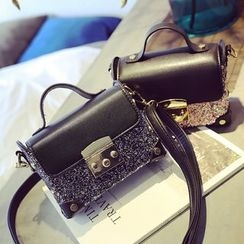 Nautilus Bags - Glitter Shoulder Bag