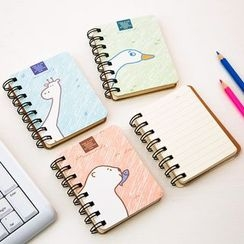 Show Home - Animal Print Notebook