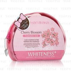 HANAKA - Botanic Treatment Reviving Mask (Cherry Blossom + Tranexamic Acid)