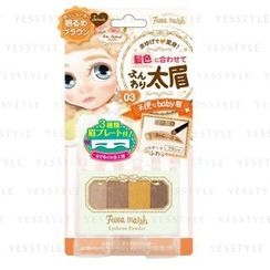 LUCKY TRENDY - 可爱芭比眉 (Light Brown)